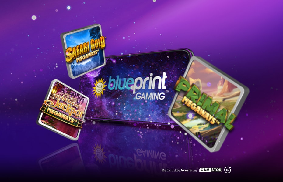 Blueprint Gaming Online Slots Blog Banner